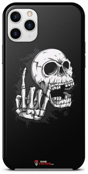 Shell Skull Finger