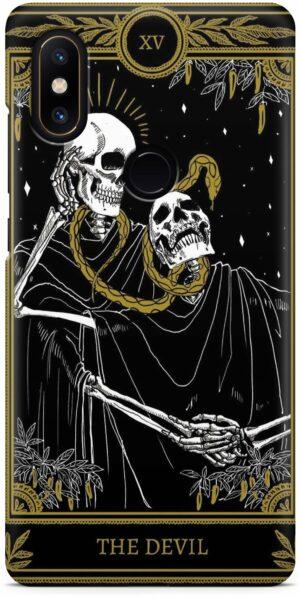 Skull Shell White