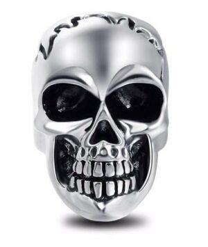 Broken Skull Ring