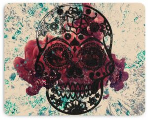 Mexican Skull Mouse Pad