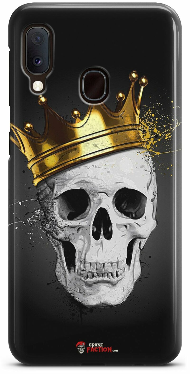Crown Skull Shell