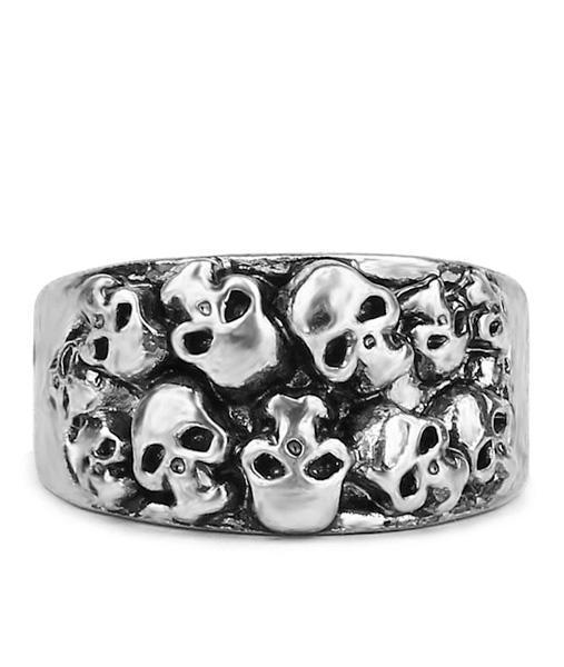 Soul Skull Ring