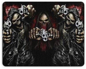 Death Reaper Mouse Pad