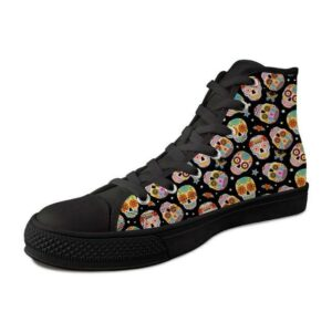 Shoe Mexican Skull