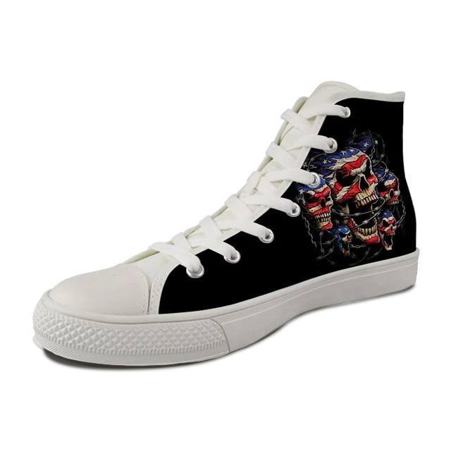 Shoe Skull USA
