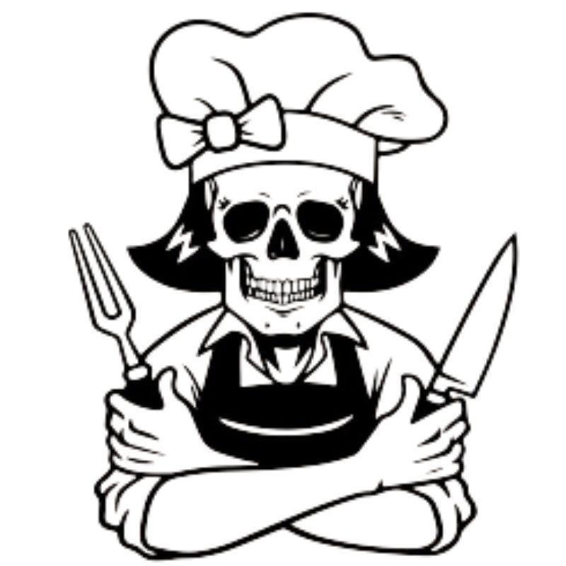 Cook Sticker
