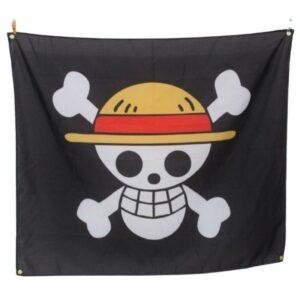 Cartoon Skeleton flag