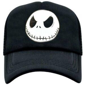 Death's Head Jack Cap