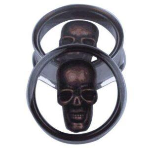 Skull Piercing Art