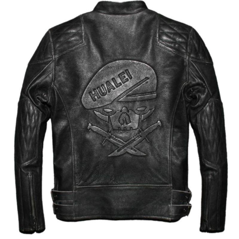 cheap skull jacket XL