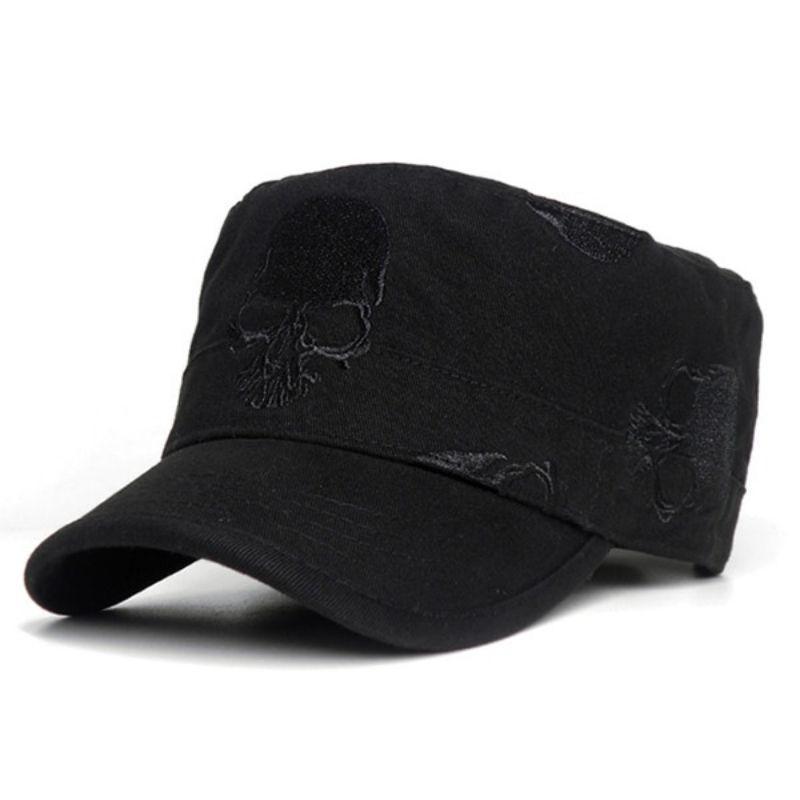 Gothic skull cap