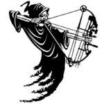 Death Reaper Sticker