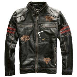 Skull blazer jacket