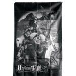 Skull Biker flag