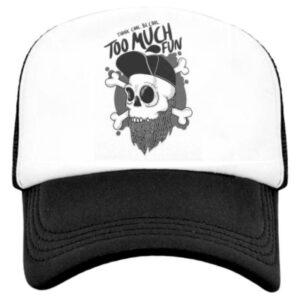 Cool Skull Cap