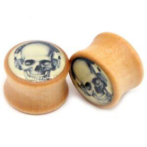Music Skull Piercing