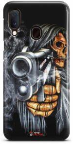 Skull Gun Case
