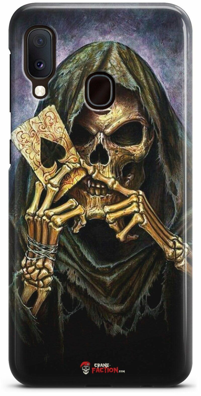 Skeleton Card Hull