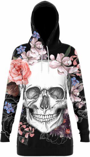 Skull Sweater Dress