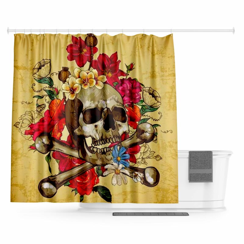 Bikers Curtain