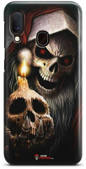Christmas Skull Case
