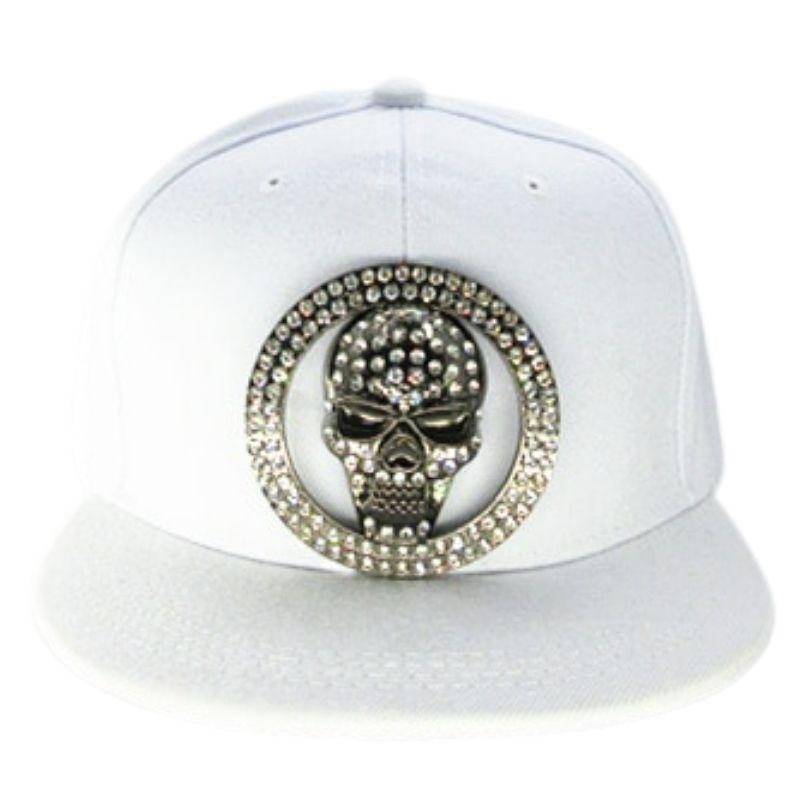 Hip hop skull cap