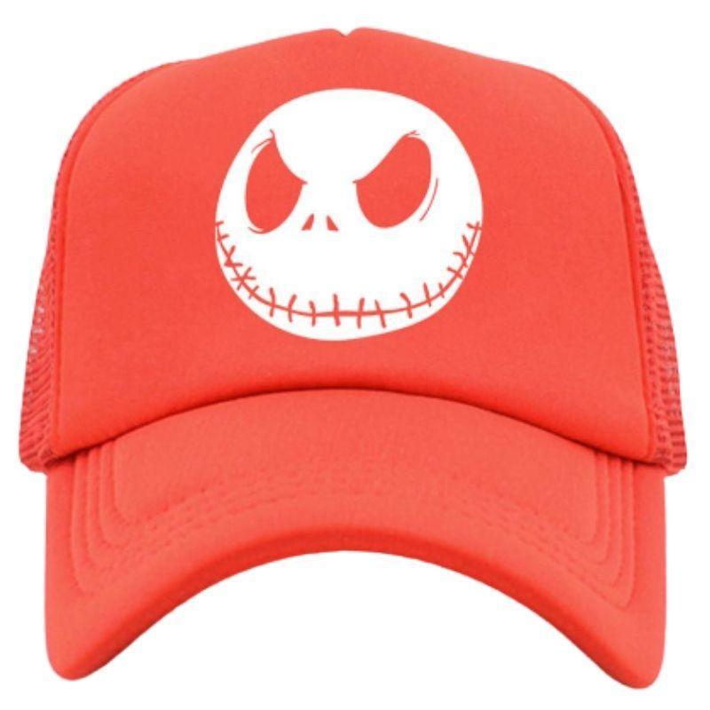 Red Mister Jack Cap