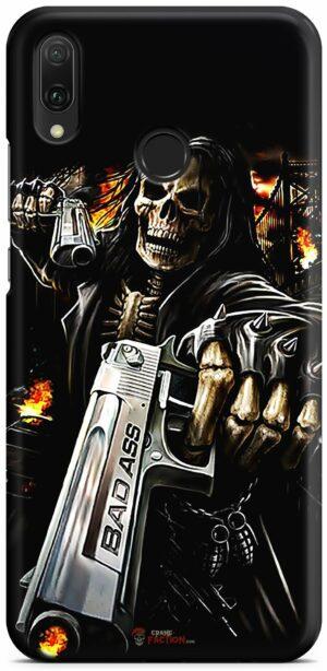 Gangster Skull Shell
