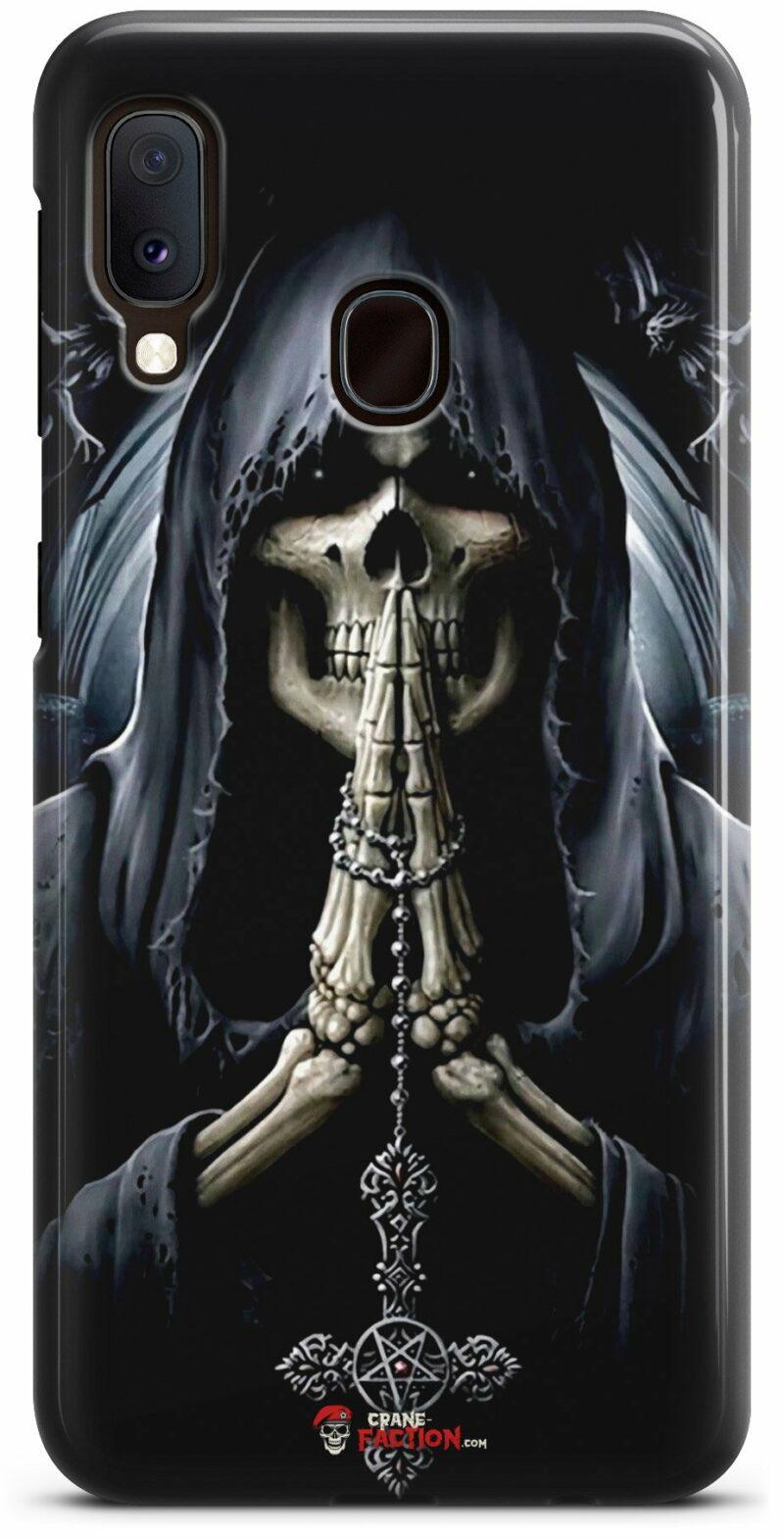 Skeleton Who Prays