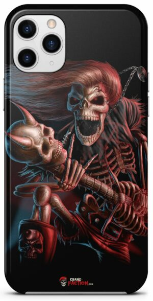 Hard Rock Skull Shell