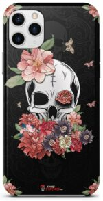 Hull Skull Flowers