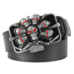 Skull Demon belt