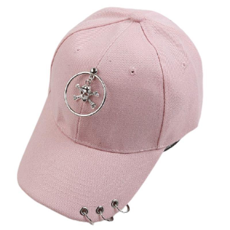 Women's punk cap