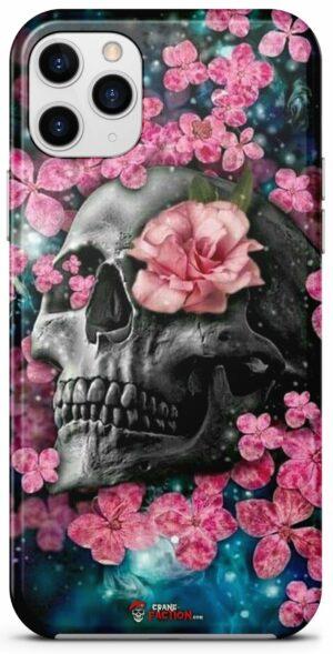 Skull And Flower Hull