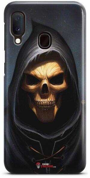 Hooded Skull Shell