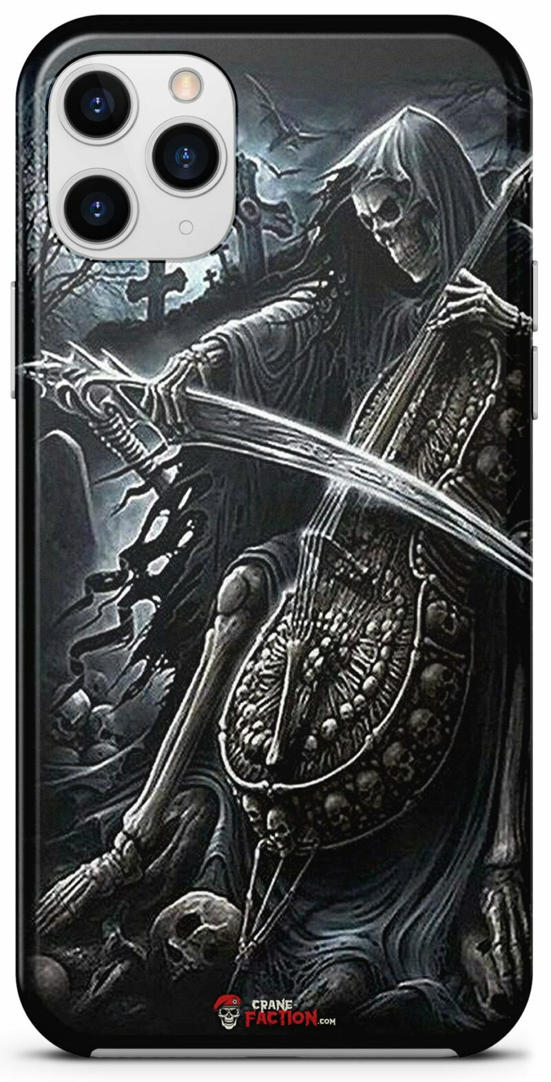 Skeleton Reaper Case