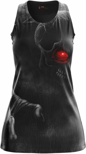 Skeleton Demon Dress