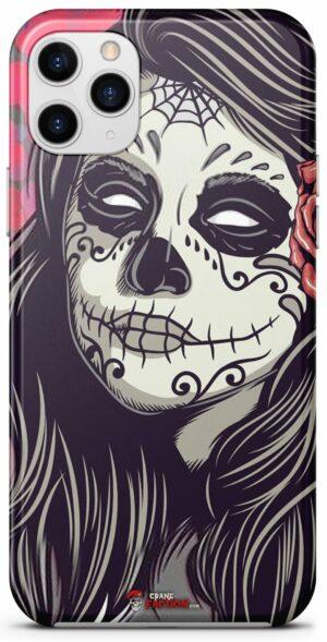 Mexican Skull Shell Design