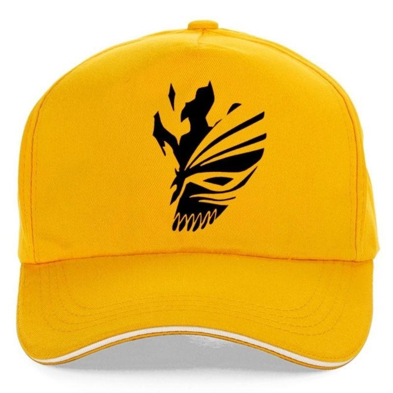 Women's skull design cap