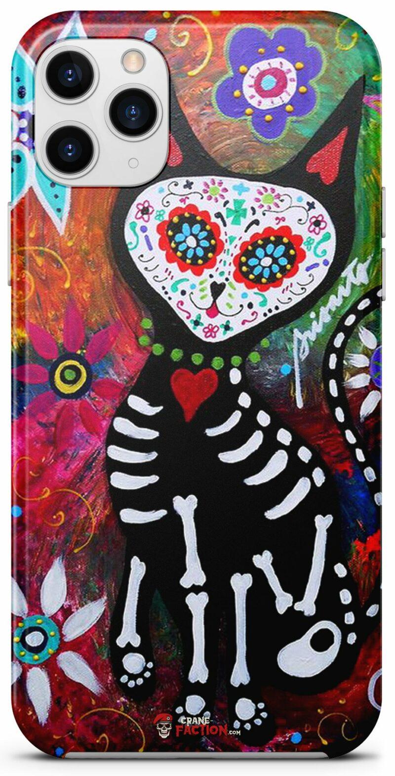Artistic Skull Shell