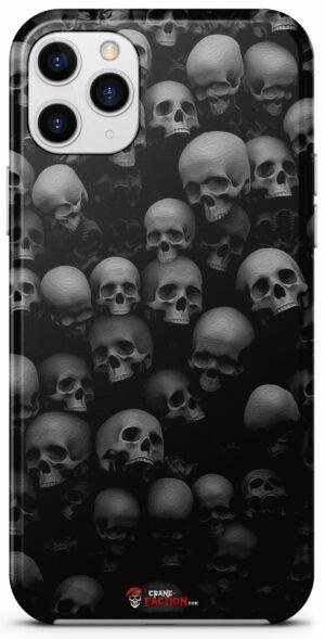 Gothic Skull Shell
