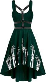 Bohemian Skull Dress