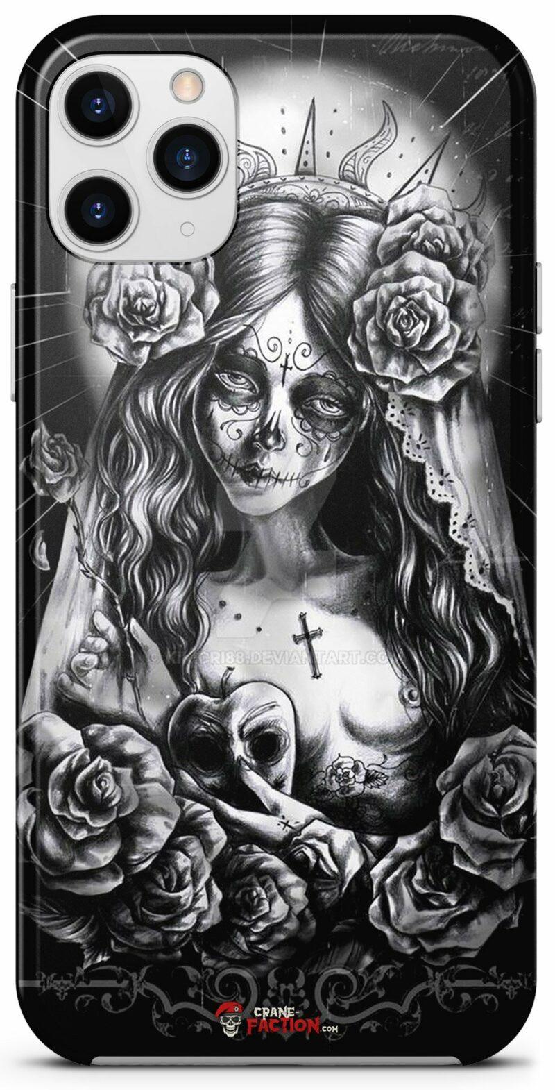Skull Shell Woman