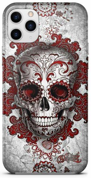 Vintage Mexican Skull Shell