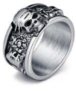 Punk Man Ring