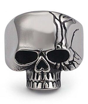 Fractured Skull Ring