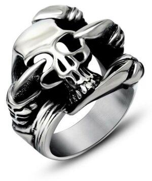 Man Claw Ring