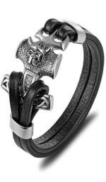 Viking Leather Strap for Men