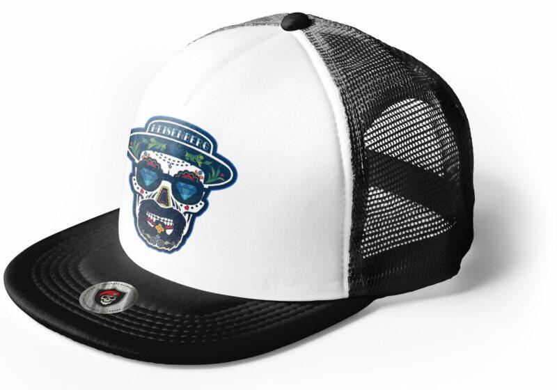 Heisenberg Skull Cap