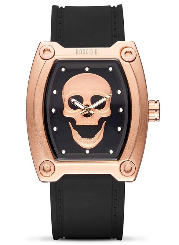 Skull Watch Woman